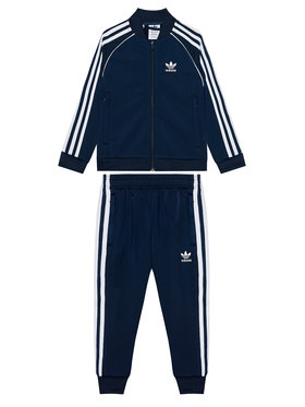 adidas adidas Survêtement adicolor Sst GN7702 Bleu marine Regular Fit