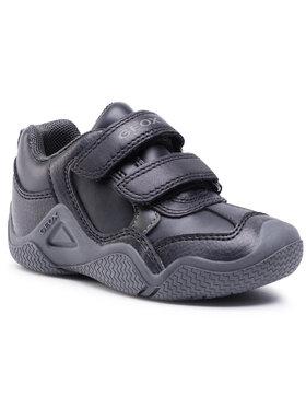 Geox Geox Sneakers J Wader A J0430A 05443 C0033 M Negru