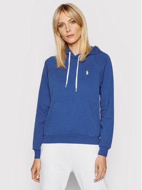 Polo Ralph Lauren Polo Ralph Lauren Sweatshirt Lsl 211790473014 Bleu marine Regular Fit