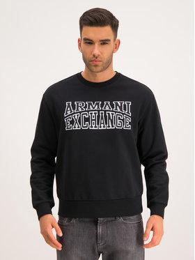 Armani Exchange Armani Exchange Mikina 6GYM81 YJ69Z 1200 Černá Regular Fit