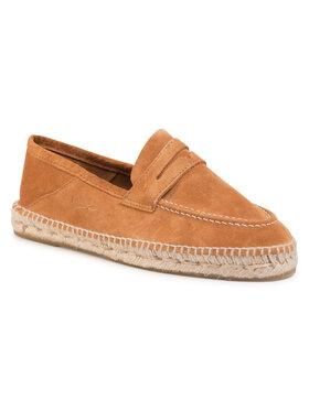 Manebi Manebi Espadrillas Loafers W 1.1 L0 Marrone