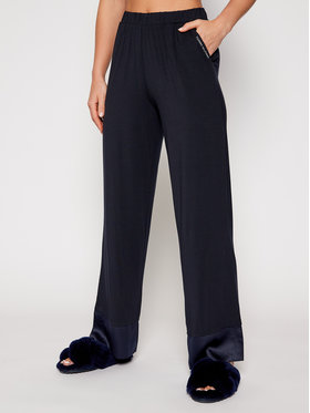 Tommy Jeans Tommy Jeans Jogginghose Tailored Comfort UW0UW02540 Dunkelblau Regular Fit