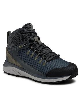Columbia Columbia Chaussures de trekking Trailstorm Mid Waterproof BM0155 Gris
