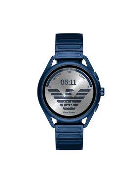 Emporio Armani Emporio Armani Smartwatch Matteo ART5029 Granatowy