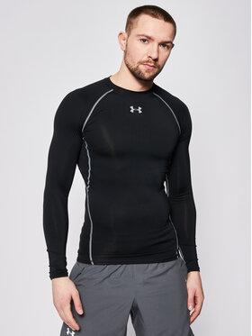 Under Armour Under Armour Тениска от техническо трико Ua HeatGear® Armour Long Sleeve Compression 1257471 Черен Compression Fit