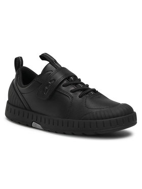 Clarks Clarks Sneakers Apollo Step K 261470466 Negru