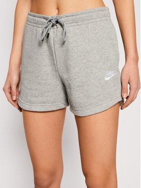 Nike Nike Short de sport Sportswear Essential CJ2158 Gris Standard Fit