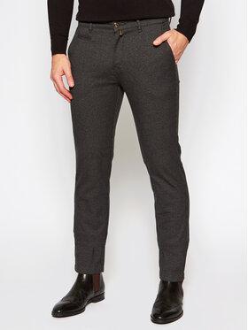 Pierre Cardin Pierre Cardin Spodnie materiałowe 33747/4793/68 Granatowy Modern Fit