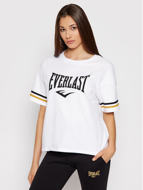 Everlast EVERLAST Тишърт 763030-50 Бял Regular Fit