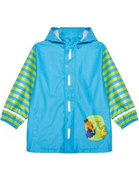Playshoes Playshoes Nepremokavá bunda 408506 D Modrá Regular Fit