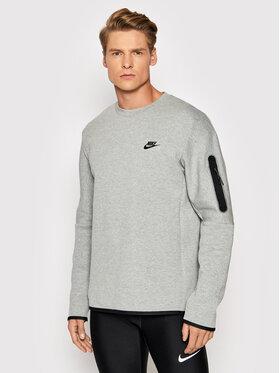 Nike Nike Bluza Sportswear Tech Fleece CU4505 Szary Standard Fit