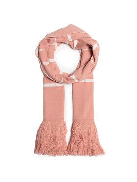 Trussardi Jeans Trussardi Jeans Πασμίνα Scarf Logo Jacquard 59Z00247 Ροζ