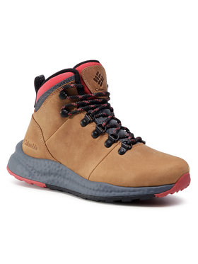 Columbia Columbia Chaussures de trekking Sh/Ft Wp Hiker BL0818 Marron
