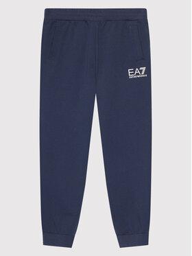 EA7 Emporio Armani EA7 Emporio Armani Spodnie dresowe 6KBP51 BJ05Z 1554 Granatowy Regular Fit