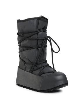 United Nude United Nude Cizme de zăpadă Polar Calf Boot 105940112562 Negru