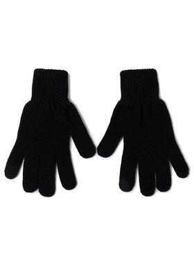 Tommy Jeans Tommy Jeans Férfi kesztyű Tjm Basic Flag Rib Gloves AM0AM05217 Fekete