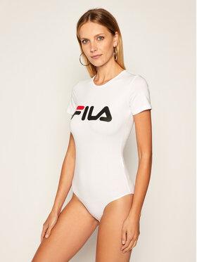 Fila Fila Body Yuliana 688391 Bílá Slim Fit