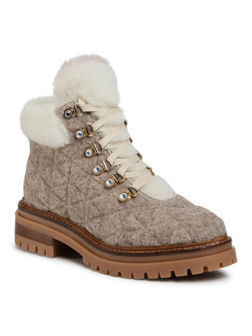 Stokton Stokton Ορειβατικά παπούτσια BLK17-FW20 Μπεζ