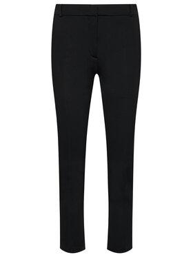 Pinko Pinko Spodnie materiałowe Bello PE 21 BLK01 1G15LF 5872 Czarny Regular Fit