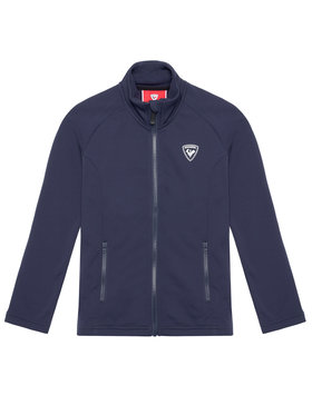 Rossignol Rossignol Fliso džemperis RLIYL02 Tamsiai mėlyna Regular Fit