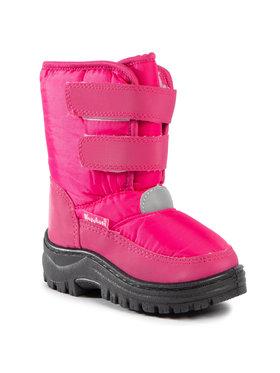 Playshoes Playshoes Śniegowce 193010 Różowy