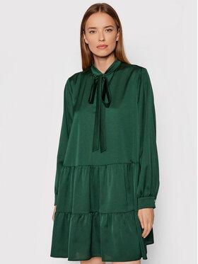 Marella Marella Sukienka koktajlowa Affix 32262518 Zielony Regular Fit