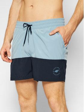 4F 4F Kupaće hlače SKMT002 Plava Regular Fit