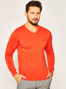 Roy Robson Roy Robson Pulover 5069-91 Portocaliu Regular Fit
