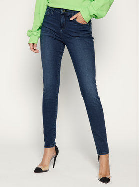 Emporio Armani Emporio Armani jeansy Skinny Fit 3H2J20 2D3LZ 0941 Blu scuro Skinny Fit