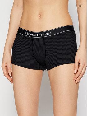 Chantal Thomass Chantal Thomass Boxerky 211 Honor T05C50 Čierna