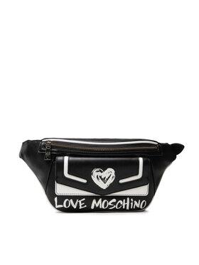 LOVE MOSCHINO LOVE MOSCHINO Сумка на пояс JC4259PP0DKE100A Чорний