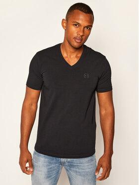 Armani Exchange Armani Exchange T-Shirt 8NZT85 Z8M9Z 1510 Tmavomodrá Slim Fit