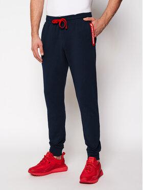 Emporio Armani Underwear Emporio Armani Underwear Teplákové kalhoty 111690 1P575 00135 Tmavomodrá Regular Fit