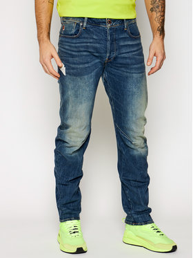 G-Star Raw G-Star Raw Дънки тип Slim Fit Wokkie D17712-C052-B817 Тъмносин Slim Fit