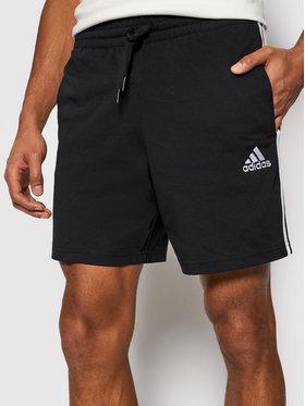 adidas adidas Sport rövidnadrág M 3S Sj Sho GK9988 Fekete Regular Fit