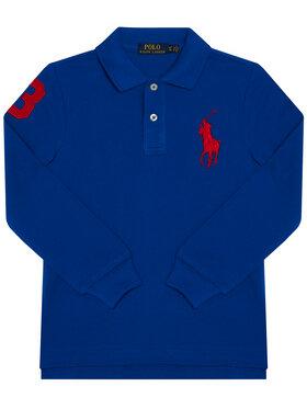 Polo Ralph Lauren Polo Ralph Lauren Polo marškinėliai 321703636026 Tamsiai mėlyna Regular Fit