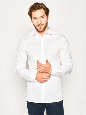Trussardi Trussardi Košile 52C00214 Bílá Slim Fit