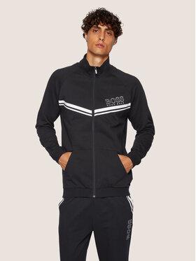 Boss Boss Bluza Authentic Jacket Z 50436637 Czarny Regular Fit