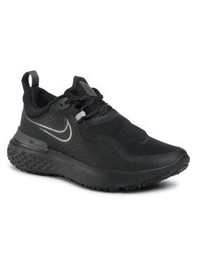 NIKE NIKE Topánky React Miler Shield CQ8249 001 Čierna