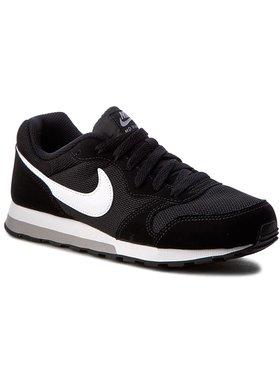 Nike Nike Обувки Md Runner 2 (GS) 807316 001 Черен