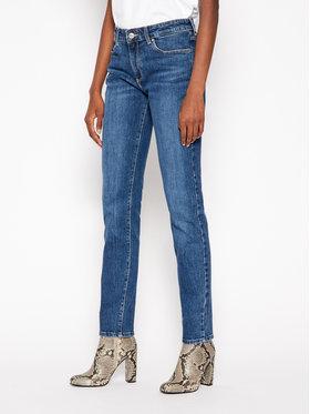 Wrangler Wrangler Slim Fit Jeans Mountain Road W28LKK199 Dunkelblau Slim Fit
