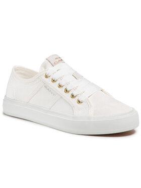 Gant Gant Tenisówki Pinestreet 22539575 Biały