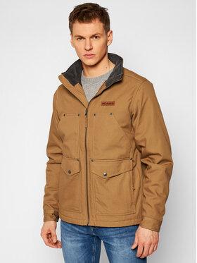 Columbia Columbia Zimska jakna Loma Vista™ 1619772 Smeđa Regular Fit