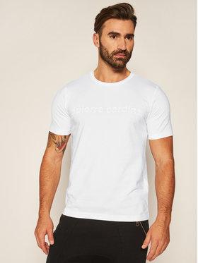Pierre Cardin Pierre Cardin Marškinėliai 52270/000/2276 Balta Modern Fit
