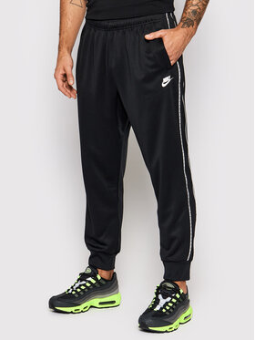Nike Nike Teplákové nohavice Sportswear CZ7823 Čierna Standard Fit