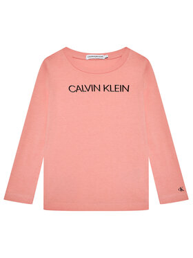 Calvin Klein Jeans Calvin Klein Jeans Palaidinė Institutional Logo IG0IG01014 Rožinė Regular Fit