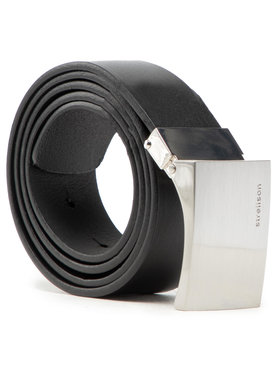 Strellson Strellson Pánský pásek 3500 Černá