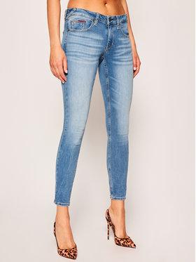 Tommy Jeans Tommy Jeans Skinny Fit džíny Sophie DW0DW08104 Tmavomodrá Skinny Fit