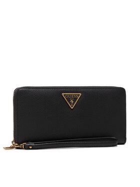 Guess Guess Великий жіночий гаманець SWVB78 78630 Чорний