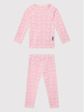 Reima Reima Komplet termoaktivního prádla Taival 536434 Růžová Slim Fit